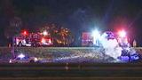 Photos: 2 hurt in Lake Mary crash, shooting - (3/12)