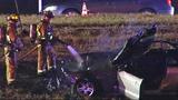 Photos: 2 hurt in Lake Mary crash, shooting - (2/12)