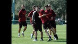 AS Roma Winter Training in Orlando - (1/25)