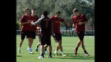 AS Roma Winter Training in Orlando - (10/25)
