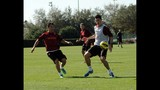 AS Roma Winter Training in Orlando - (14/25)