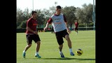 AS Roma Winter Training in Orlando - (8/25)