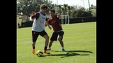 AS Roma Winter Training in Orlando - (16/25)