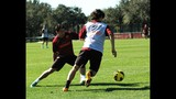 AS Roma Winter Training in Orlando - (4/25)