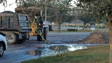 Photos: Oviedo water main break - (1/6)