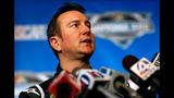 NASCAR stars face the media - (15/25)