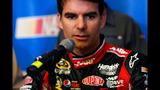 NASCAR stars face the media - (9/25)