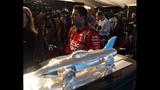 NASCAR stars face the media - (5/25)