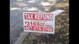 Photos: Tax signs popping up all over Orlando - (3/7)