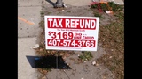 Photos: Tax signs popping up all over Orlando - (1/7)