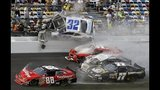 Photos: Daytona Speedway's frightening crash in 2013 - (13/20)