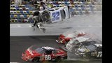Photos: Daytona Speedway's frightening crash in 2013 - (10/20)
