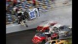 Photos: Daytona Speedway's frightening crash in 2013 - (4/20)