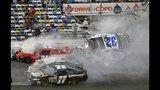 Photos: Daytona Speedway's frightening crash in 2013 - (14/20)