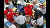 Photos: Daytona Speedway's frightening crash in 2013 - (18/20)