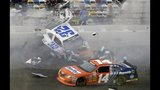 Photos: Daytona Speedway's frightening crash in 2013 - (3/20)