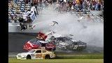 Photos: Daytona Speedway's frightening crash in 2013 - (2/20)