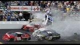 Photos: Daytona Speedway's frightening crash in 2013 - (1/20)