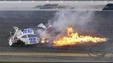 Photos: Daytona Speedway's frightening crash in 2013 - (17/20)