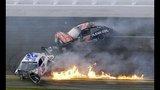 Photos: Daytona Speedway's frightening crash in 2013 - (5/20)