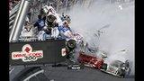 Photos: Daytona Speedway's frightening crash in 2013 - (8/20)