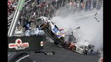 Photos: Daytona Speedway's frightening crash in 2013 - (20/20)