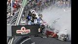 Photos: Daytona Speedway's frightening crash in 2013 - (15/20)