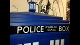 Photos: TARDIS soda machine at Epic Comics in Orlando - (5/6)