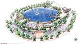 Photos: Oviedo Center Park rendering - (10/13)