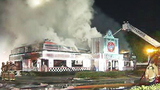Photos: Orlando diner destroyed in fire - (1/13)