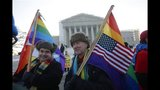 Supreme Court hears Calif. gay marriage arguments - (13/15)