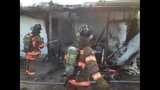 Photos: Vacant house fire in Daytona Beach - (3/3)