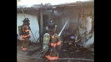 Photos: Vacant house fire in Daytona Beach - (2/3)