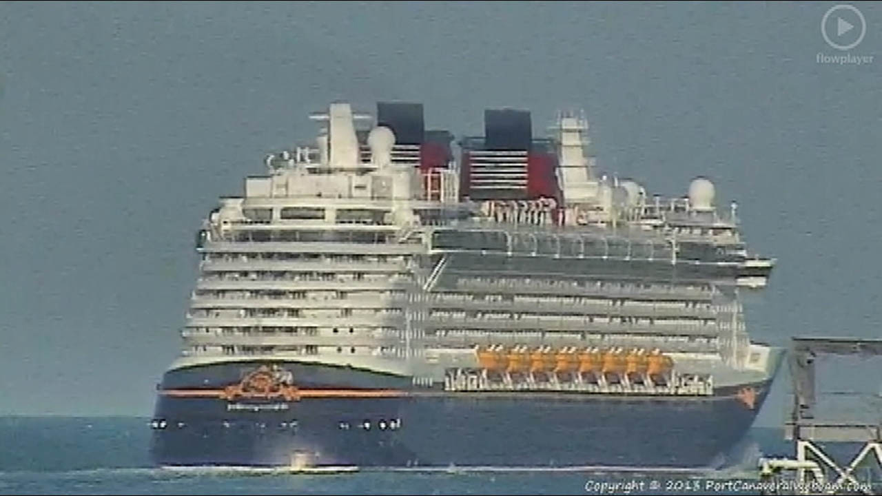 Child In Hospital After Near Drowning On Disney Fantasy Ship WFTV - Cruise ship drowning
