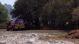 Photos: Lake County brush fire - (1/2)