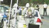 Photos: Formaldehyde found at crash scene - (11/11)