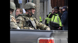 Photos: Explosions at Boston Marathon - (20/25)