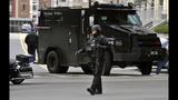 Photos: Explosions at Boston Marathon - (13/25)