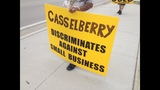 Photos: Casselberry business fined over sign spinners - (5/7)