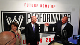 Photos: WWE's new performance center - (11/22)