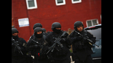Photos: Police converge on Watertown, Mass. - (1/25)