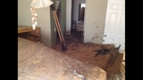 Photos: Mudslide damages Clermont home - (7/13)