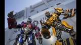 Photos: Universal's 3-D Transformer ride to… - (9/15)