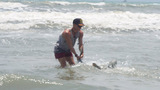 Photos: Lifeguard helps shark in Brevard - (1/3)