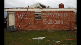 Scenes of devastation from Oklahoma town - (16/25)