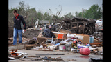 Scenes of devastation from Oklahoma town - (19/25)