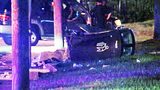 Photos: SUV crashes into Lynx bus stop - (2/9)