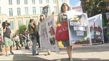 Photos: Week 1 of Zimmerman trial protesters - (7/12)