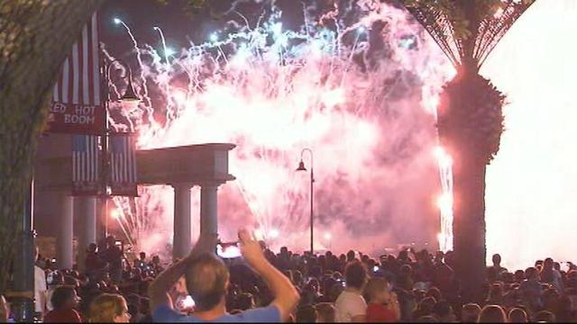 Image result for red hot and boom 2016