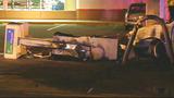Photos: Man crashes into gas pump - (2/8)